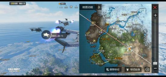 【使命召唤手游】使命战场模式丘陵区域马戏团、安全屋地图介绍