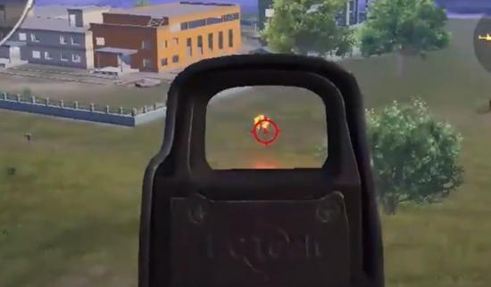 《鸡仔枪械鉴赏会》——手枪中的速射之王竟是它!