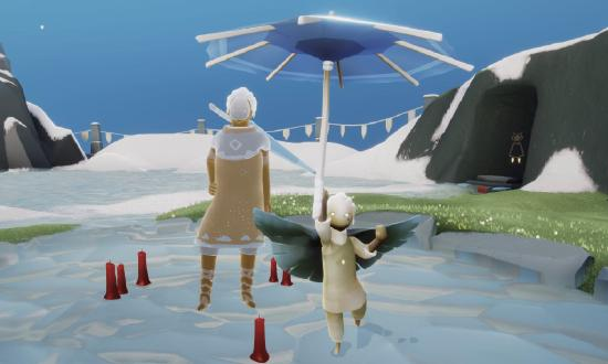 光遇1月28日复刻先祖预告  盘发和雨伞即将上线!