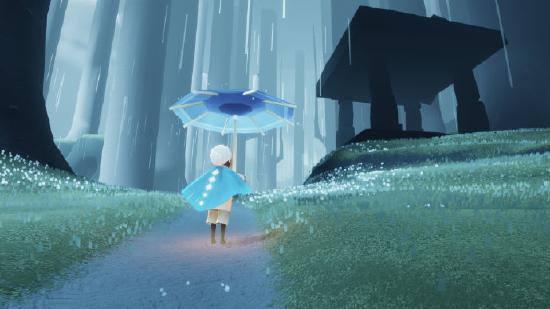 光遇1月28日复刻先祖  盘发和雨伞返场!