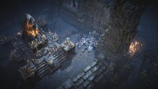 《暗黑破坏神:不朽》预计今年下半年上线!发布前会有几轮测试