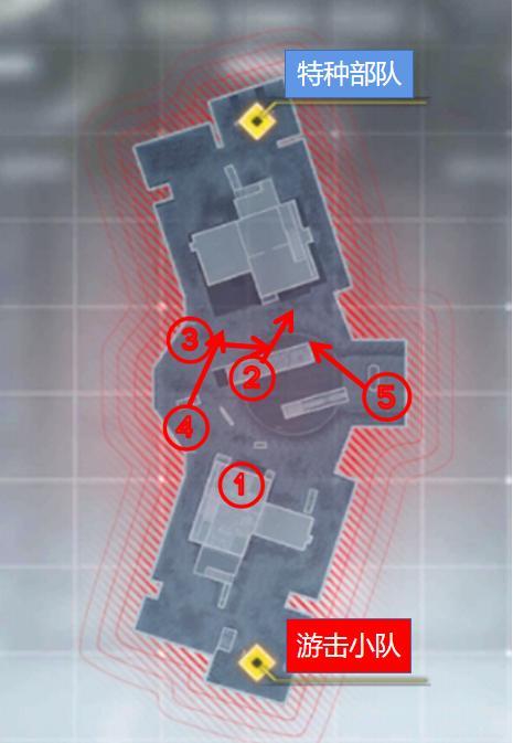 【地图攻略】核弹小镇蜕变之后怎么玩?高手总结进攻路线帮你忙