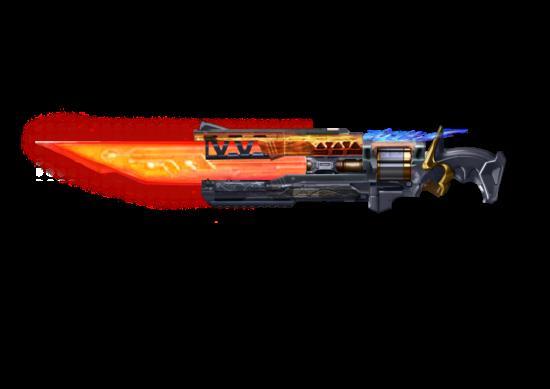 CF手游武器工坊:复古特效未来枪身,牛年限定武器套装来了!