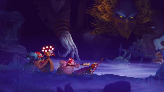 《非常英雄救世奇缘》试玩:育碧味十足的横版动作游戏