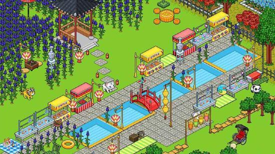 页游巅峰时代作品,虚拟社区养成类游戏《皮卡堂》官宣将推出手游!