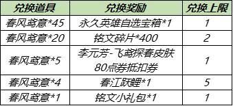 【公告】陌上踏青系列活动开启 王者荣耀3月30日不停机更新