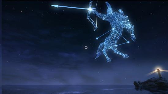 《微光》:夜空璀璨之处,便是星辰遗落的光痕