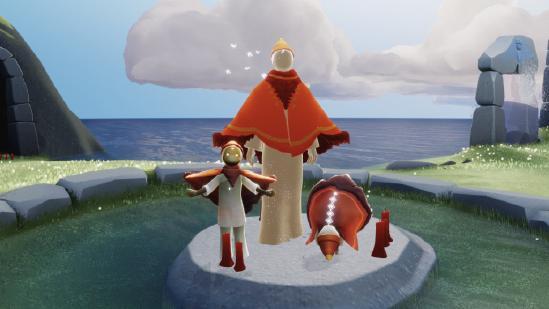 《光·遇》4月22日复刻先祖预告 红绒斗篷先祖来啦