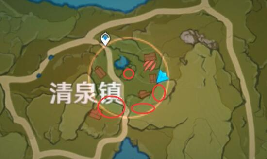 【V1.5攻略】#风行迷踪#全图点位分析 猎手游侠技巧分享