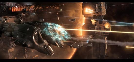 EVE手游《星战前夜:无烬星河》5.25开测!网易冰岛合作星战沙盒手游
