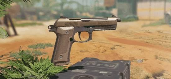 【枪械测评】致命三连发!新手枪Renetti近战强在哪?