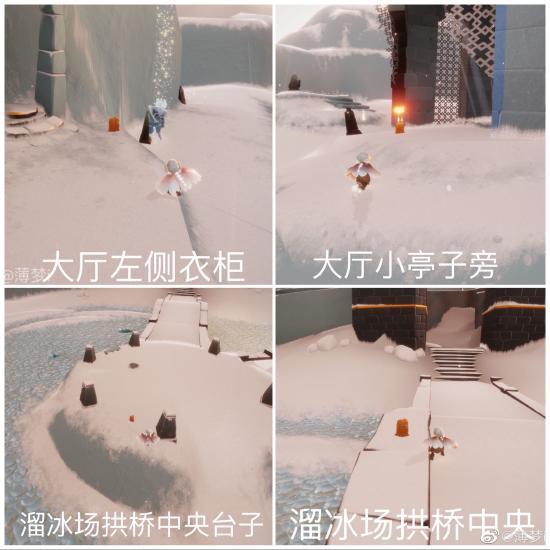 【攻略创作】光遇蜡烛攻略