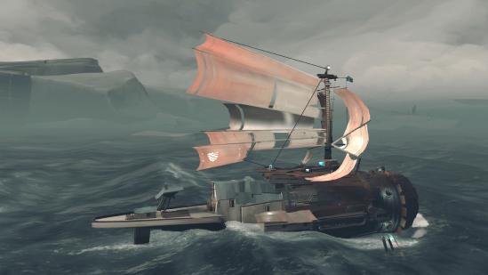 《远航:孤帆》续作《FAR: Changing Tides》即将登陆Steam