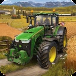 模拟农场20正版图标
