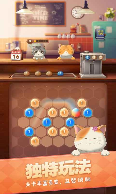 猫语咖啡截图4