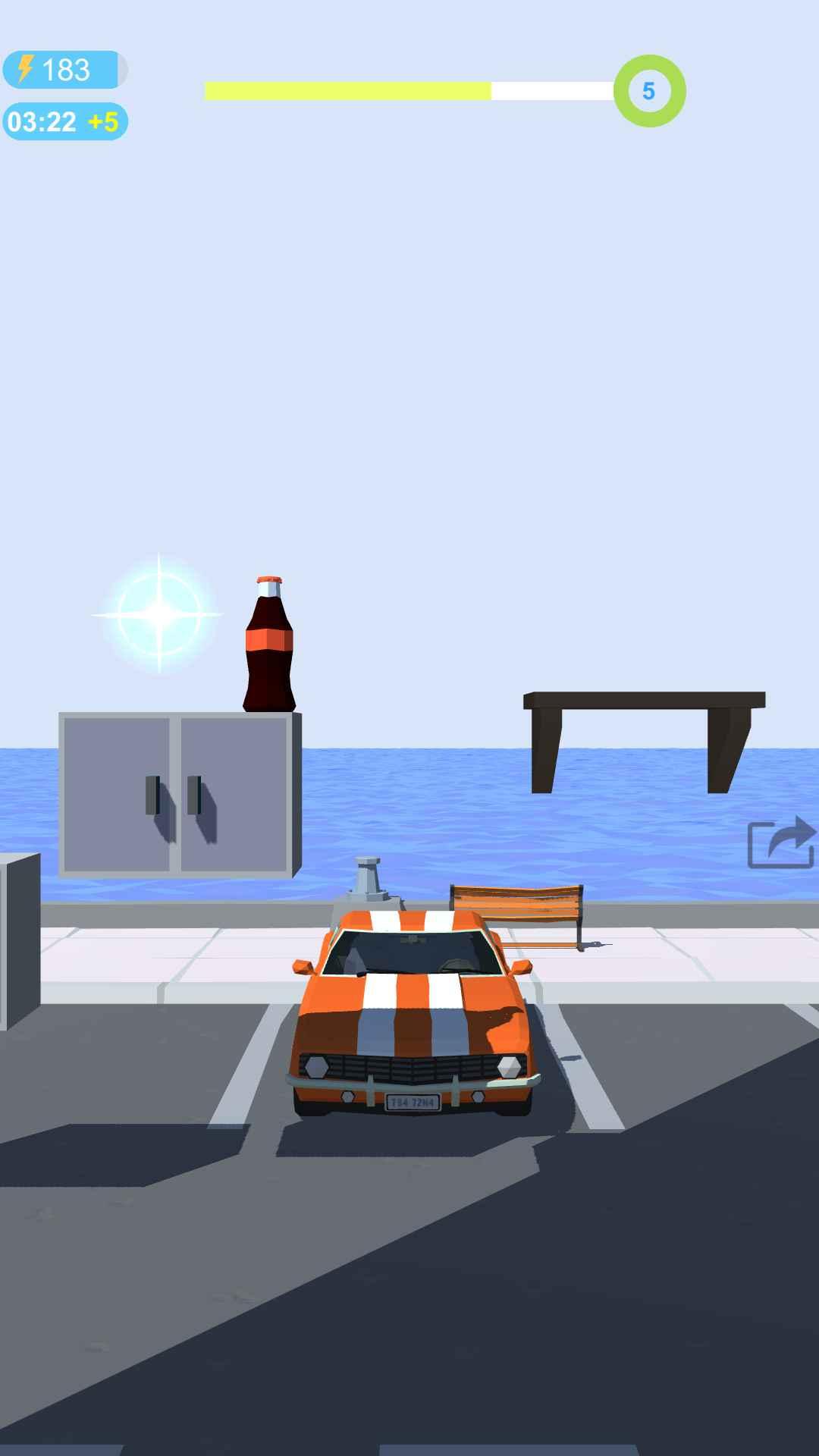 翻滚吧!瓶子(测试版)游戏截图