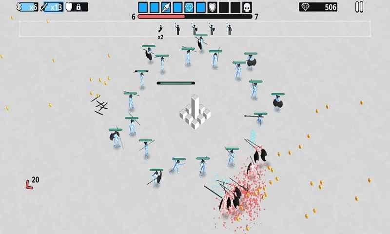 真实战场模拟器游戏截图