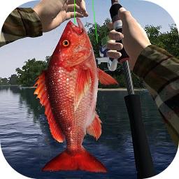 钓鱼大师3D(测试版)图标