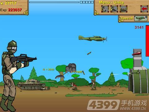 4399战争进化史2_战争进化史_战争进化史ios/ipad/iphone版下载_免费下载-4399手机游戏网