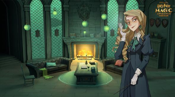 【活动】《哈利波特:魔法觉醒》入学预备资格招募!晒分享截图赢入学资格!