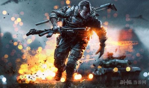 战地模拟器:好用的几款武器推荐。