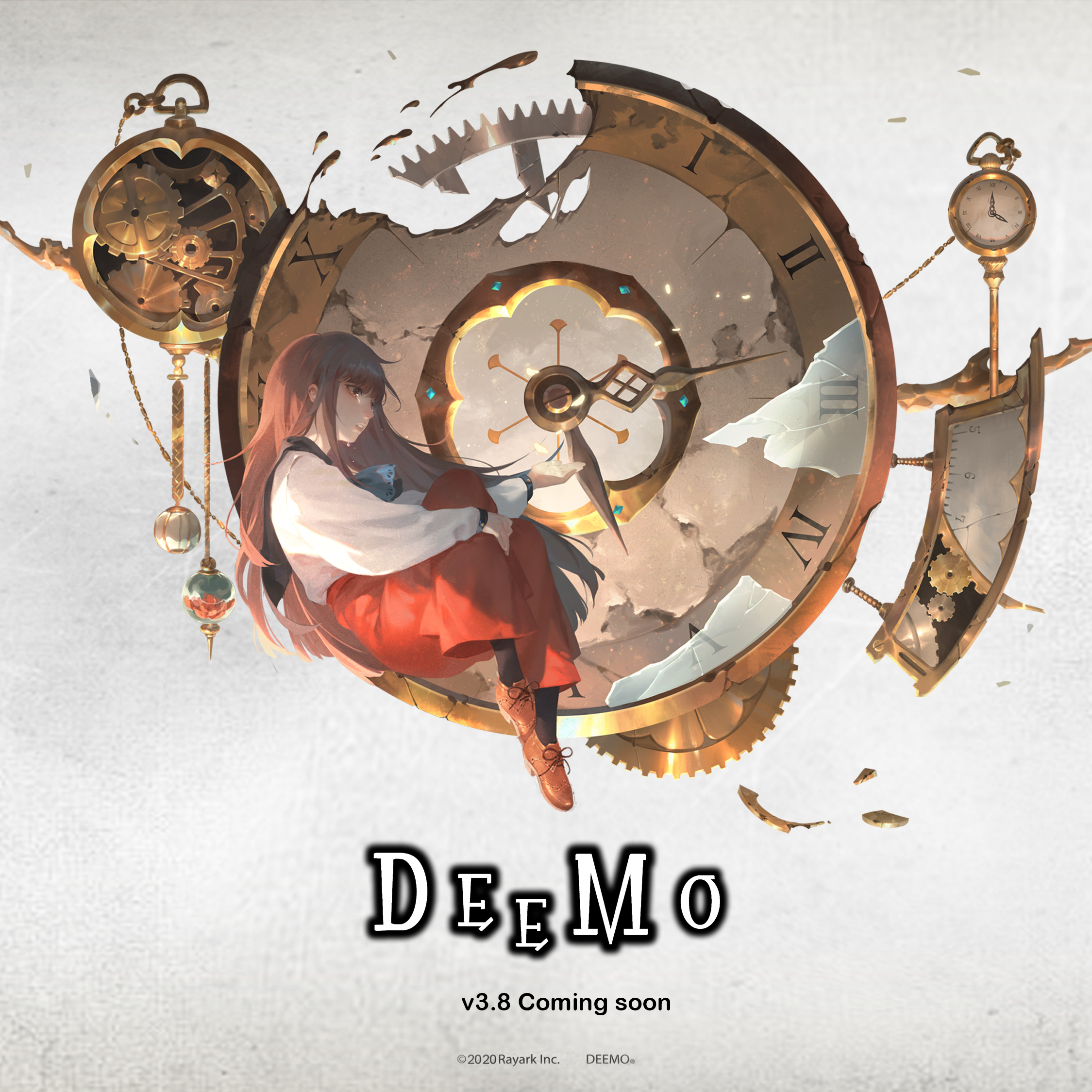 DEEMO v3.8 Coming soon