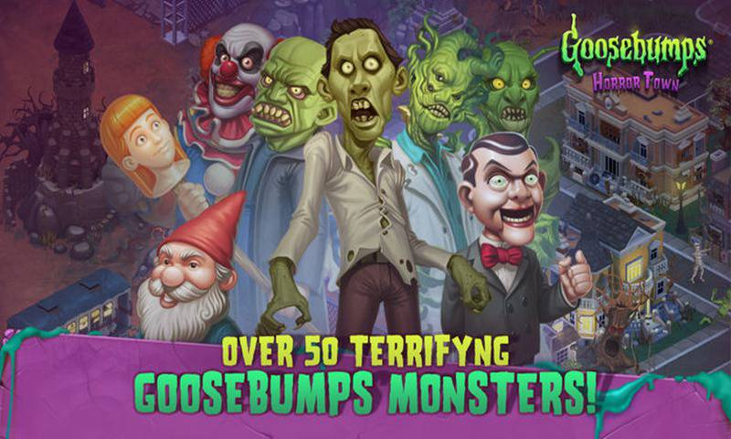 Goosebumps HorrorTown截图2
