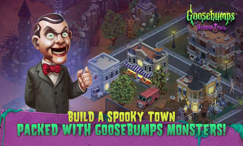 Goosebumps HorrorTown截图1