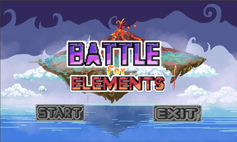 Battle for Elements截图1