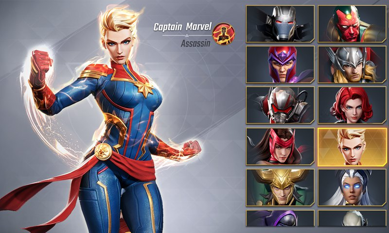 MARVEL Super War截图2