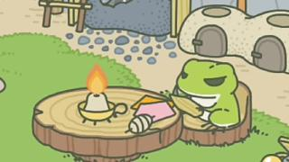 《旅行青蛙》瓜娃子让老父亲操碎了心