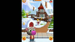 汤姆猫跑酷之冰霜汤姆