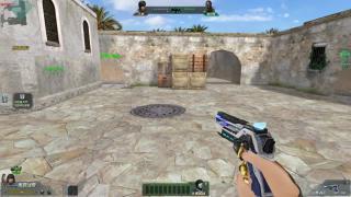 【生死狙击】魔尊:新版本卓越手枪海王沙鹰与冒险RPG-7