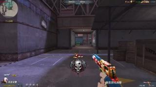 这把枪v8仓库里不一定有,新玩家几乎没见过!
