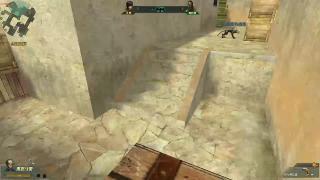 生死狙擊身法實用點!旋轉跳練習方法!
