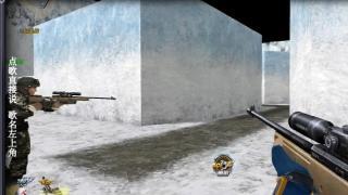 【赶到】AWM狙击秀