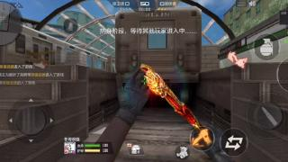 cf手游款冬: AK47_ProMAX实战