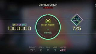 新曲包曲目-Glorious Crown(困难10)