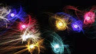炫彩粒子一至十指效果演示——结尾十指超炫