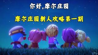 【你好摩尔】初入庄园新人必看攻略第一期!!!