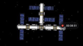 空间站对接教程