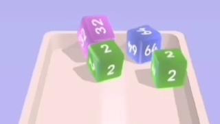 《Cube2048》同性相吸,开始合成